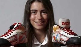 Marlene Sousa: boa relação com o golo