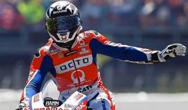 MotoGP: Dovizioso ganha na Catalunha e 'pressiona' Maverick Viñales