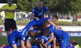 Grupo I: Islândia vence e apanha Croácia no topo