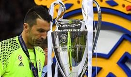 Buffon abandona em 2018, a menos que vença a Champions