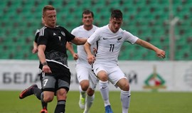 Nova Zelândia perde particular na Bielorrússia