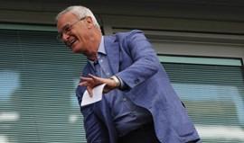 Ranieri tem acordo com o Nantes mas precisa de 'luz verde' da Liga