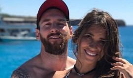 Messi vive lua-de-mel antecipada em Ibiza