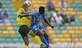 Lyon avaliou Etebo na seleção
