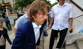 Modric testemunha em caso de corrupção que abala futebol croata