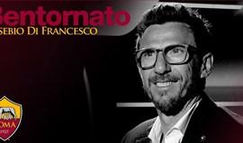 Eusebio Di Francesco é o novo treinador da Roma