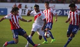 Carrillo está a 80% e falha jogo do Peru