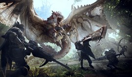 Monster Hunter World chega em 2018