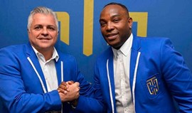 África do Sul: Benni McCarthy assume comando do Cape Town City