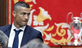 Gestifute garante que Ronaldo não tentou evadir impostos