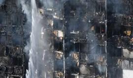 Duas crianças portuguesas internadas após incêndio em Londres