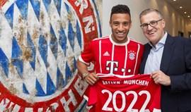 Bayern Munique contrata Corentin Tolisso ao Lyon