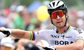 Peter Sagan vence ao sprint quinta etapa da Volta à Suíça
