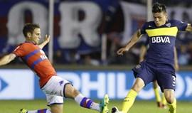 Jonathan Silva quer ficar no Boca Juniors