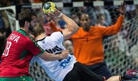 Portugal perde com a Alemanha e decide apuramento na Eslovénia