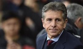 Claude Puel abandona comando técnico do Southampton