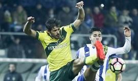 Filipe Ferreira interessa ao Panathinaikos