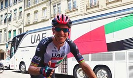Volta à Suíça: Rui Costa foi segundo na sexta etapa