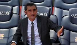 Ernesto Valverde com cinco alvos bem definidos