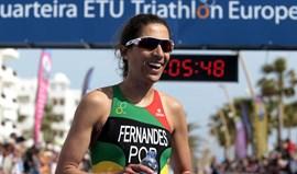 Vanessa Fernandes de volta à elite
