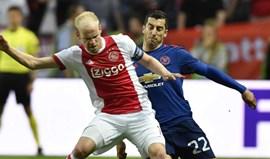 Klaassen transfere-se do Ajax para o Everton por 27 milhões de euros