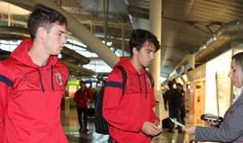 Vukcevic e Bakic chegam mais tarde