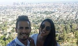 João Pereira namora em Los Angeles