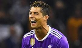 Hertha Berlim pisca o olho a Ronaldo: «Vamos amar-te como um filho»