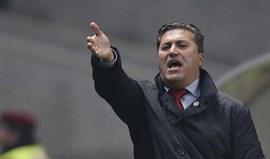 José Peseiro prolonga contrato com o Al Sharjah por mais uma época