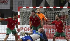Portugal em duelo de vida ou morte