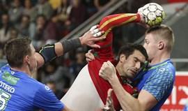 Portugal perde na Eslovénia e falha Europeu de 2018