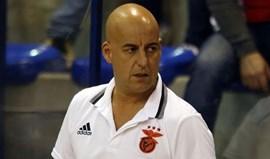 Pedro Nunes: «Isto é o campeonato do Paulo Rainha»