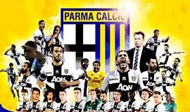 Parma sobe à Serie B dois anos após cair para o 4.º escalão