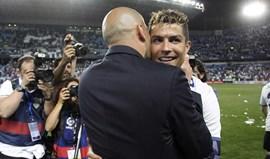 O telefonema de Zidane a Ronaldo: «Não quero que vás embora»