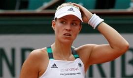 Angelique Kerber falha Torneio de Birmingham por lesão