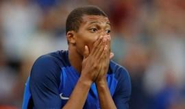 PSG pronto a dar 125 milhões de euros por Mbappé