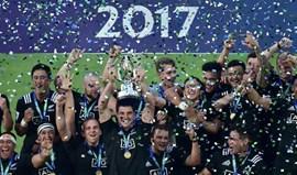 Nova Zelândia sagra-se campeã mundial em sub-20