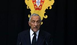 Marcelo Rebelo de Sousa: «Tragédia atingiu aqueles portugueses de quem menos se fala»