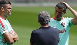 Pepe acusado de 'fazer a cabeça' a Ronaldo