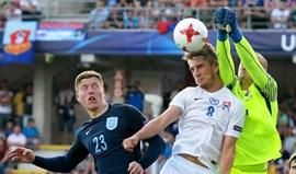 Grupo A: Inglaterra bate Eslováquia e fica mais perto das meias finais