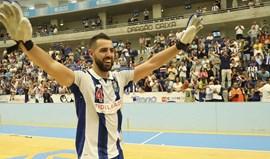 Vítor Hugo e Toni Pérez certos no Sporting