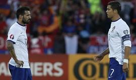 Danny: «Cristiano Ronaldo mete medo a todos»