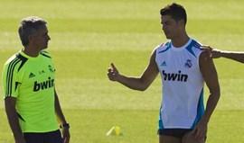 Mourinho afasta possibilidade do United contratar Ronaldo