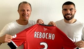 Pedro Rebocho oficializado no Guingamp