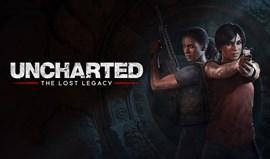 Uncharted: O Legado Perdido vai-se dando a conhecer