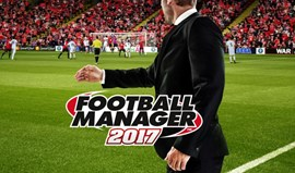Football Manager 2017: Os três grandes desceram...