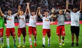 UEFA dá luz verde a FC Salzburgo e RB Leipzig na Champions