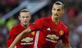 Källström diz que Ibrahimovic transformou Rooney num... 'parêntesis'