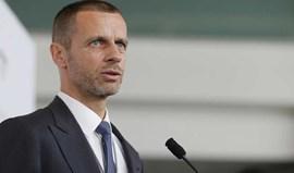 UEFA cria prémio para melhor jogador da competição