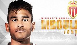 Monaco oficializa contratação de Jordi Mboula